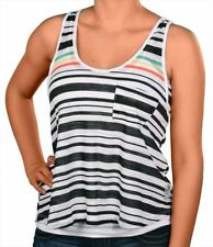 Billabong Striped Sleeveless Tanks, Camis for Women