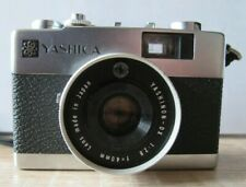 Yashica Electro 35 MC with 2,8 40 mm Lens