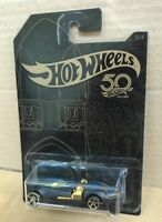 HOT WHEELS DIECAST - 50th Anniversary Black and Gold Series 2/6 - Twin Mill