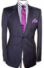 Men's Double Breasted 34L Wool Suits & Tailoring