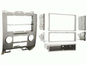 Metra 99-5814S Single or Double DIN Installation Dash Kit for 2008-up Ford