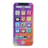 Smart Phone - Spielzeughandy, Babytelefon mit Licht Musik Kindertelefon F3