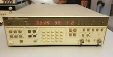 Agilent HP 3325B Synthesizer / Function Generator Opt 1 Opt 2 HV output