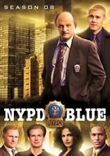 NYPD Blue Season 08 DVD Boxed Set Full Frame