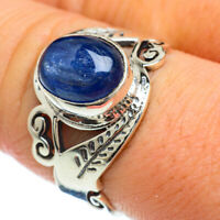 Kyanite 925 Sterling Silver Ring Size 9 Ana Co Jewelry R47923F