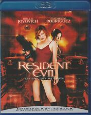 Resident Evil (Blu-ray Disc, 2008, Canadian French)
