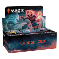MAGIC THE GATHERING - CORE SET 2020 - BOOSTER BOX-BRAND NEW /SEALED
