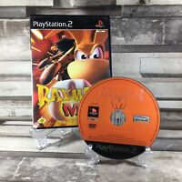 Rayman M - PS2 - Without Manuals - Tested And Working VGC