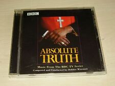 ABSOLUTE TRUTH OST CD 1998 Debbie Wiseman BBC TV Series