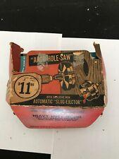 VINTAGE ARCO HOLE SAW KIT - Arrow Metal Products Co. 1958 I Think