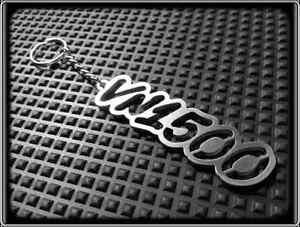 Keyring for KAWASAKI VN1500 VULCAN VN - Stainless Steel, Hand Made, Key Chain