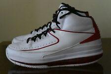 Air Jordan 2.0 II Chicago 23 White/Varsity-Red 455616 100 Sz 8