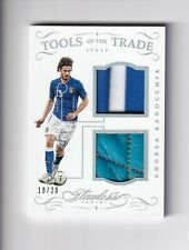 2016 Panini Flawless Tools of the Trade ITALY Patch Cleat ANDREA RANOCCHIA /20