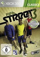XBOX 360 FIFA STREET 3 CALCIO guterzust tedesco.