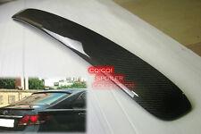 Carbon fiber Toyota 07-11 camry sedan rear roof spoiler ◎