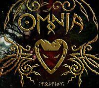 OMNIA Wolf Love CD Digipack 2014