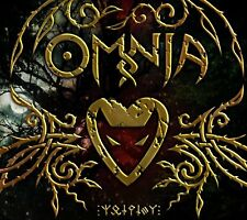 OMNIA Wolf Love CD Digipack 2014