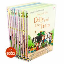 Usborne First Reading Farmyard Tales 10 Books Collection Set