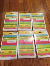 "Lot 36 ""Just For You"" Brand NEW EASTER Greeting CARDS Springtime"