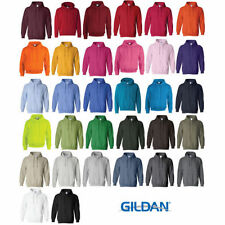 Gildan Cotton Hooded Sweatshirts for Men