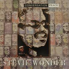 Stevie Wonder - Conversation Peace (CD 1995 Motown) Near MINT
