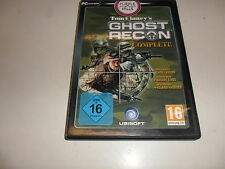 PC  Tom Clancy's Ghost Recon - Complete