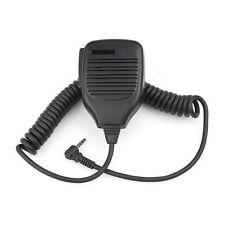 1Pin Handheld Speaker MIC Microphone PTT 3.5mm for YAESU VERTEX Radios FT-50R AS
