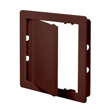 Marrón Panel Acceso 200x250 mm 20.3cmx25.4cm Inspección Puerta Revisión