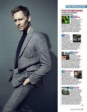 Tom Hiddleston impresionante Nuevo Retrato Loki 2014 Nueva Revista Uk