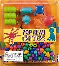 Pop Bead Critters by Editors of Klutz (Mixed media product, 2005)