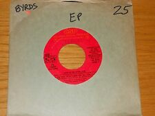 60s ROCK 45 RPM EP (NO COVER) - THE BYRDS - COLUMBIA SPECIAL PRODUCTS 1602