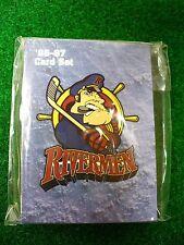 '96-97 ECHL AHL Peoria Rivermen Team Hockey Card Set St Louis Blues Alaska Aces