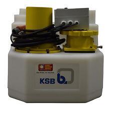 KSB mini-Compacta U1.60D Fäkalienhebeanlage 400V (29131500)