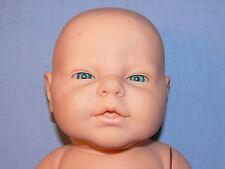 Berjusa Berenguer baby doll girl anatomically correct realistic reborn blue eyes
