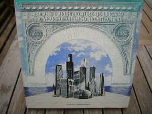150 ans d'Architecture de Chicago (français et anglais) par Glibota et Edelmann