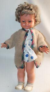 Ancienne grande poupée Raynal 40