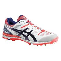 *NEW* ASICS GEL ODI LIMITED EDITION CRICKET SHOES / SPIKES, RRP £190