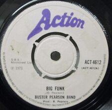 "BUSTER PEARSON BAND - Pretty Woman / Big Funk ~ 7"" Single"