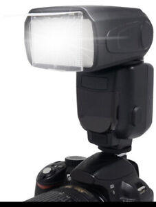 Mcoplus TR-950 Manual Multi Flash Speedlight SemFio Canon, Nikon DSLR Camera