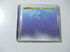 World Of Trance 11  - CD (DOPPIO) Audio Compilation Stampa GERMANIA 2000
