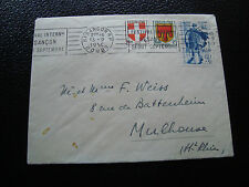 FRANCE - enveloppe 13/9/1950 (cy50) french