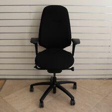 RH Mereo 300 Office Chair, Black - Showroom Model