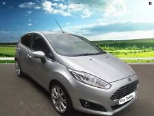 2014 Ford Fiesta 1.2 silver, 19,000 miles Full service history, not damaged