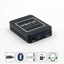 USB SD AUX Bluetooth Car Adapter WEFA Handsfree  For Audi A3 A4 TT R8