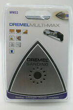 Dremel MM 11 Delta Klettschleifplatte NEW  unused