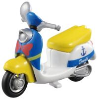 Tomica DieCast Motorroller 1:64 Nr. DM-19 Disney Chimuchimu Donald Duck