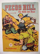 PECOS BILL N. 36, Mondial-Verlag, stato 2+