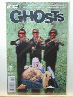 Ghosts #1 One-Shot Variant Edition Vertigo Comics CB8361