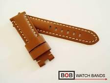 - BOB FALTSCHLIESSENBAND KALBLEDER Kompatibel mit Pam Faltschließe CARAMEL 22 mm