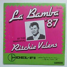 RITCHIE VALENS FEATURING GAZPACHO La bamba 14 319 ca 171 Discothèque RTL
